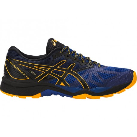 CHAUSSURES ASICS GEL FUJITRABUCO 6 GTX POUR HOMMES