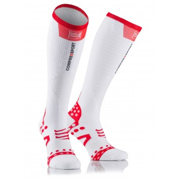 CHAUSSETTES COMPRESSPORT ULTRA LIGHT FULL SOCKS V2.1 POUR HOMMES