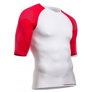 T-SHIRT COMPRESSPORT ON/OFF POUR HOMMES