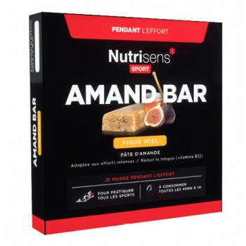 BARRE NUTRISENS AMAND BAR