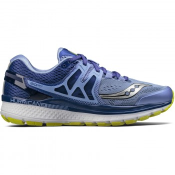CHAUSSURES SAUCONY HURRICANE ISO 3 POUR FEMMES