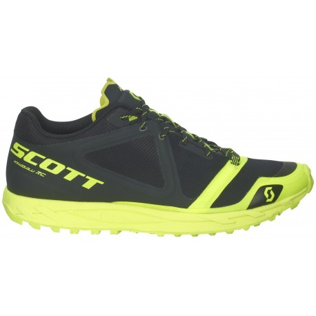 Chaussures Scott Kinabalu noires homme rE98qI5x