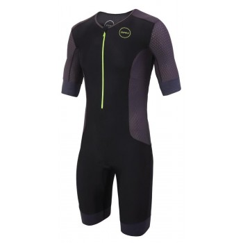 ZONE3 AQUAFLO PLUS TRISUIT SS FOR MEN'S