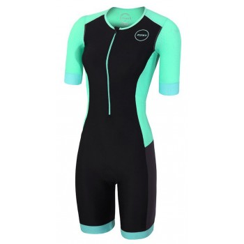 ZONE3 AQUAFLO PLUS TRISUIT SS FOR WOMEN'S