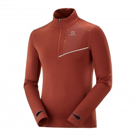 SALOMON FASTWING MIDLAYER FOR MEN'S