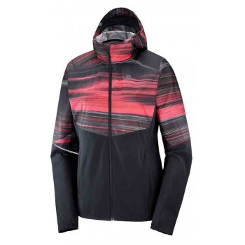 SALOMON AGILE FZ HOODIE FOR WOMEN'S