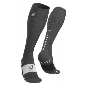 CHAUSSETTES COMPRESSPORT FULL SOCKS RECOVERY UNISEXE