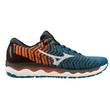 CHAUSSURES MIZUNO WAVE SKY WAVEKNIT 3 POUR HOMMES
