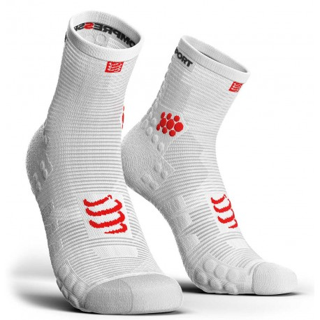 COMPRESSPORT PRO RACING V3 SOCKS HC FOR MEN'S