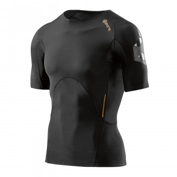 SKINS A400 SS TOP FOR MEN'S