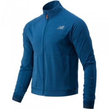 NEW BALANCE Q SPEED FUEL JACKET FOR MEN'S