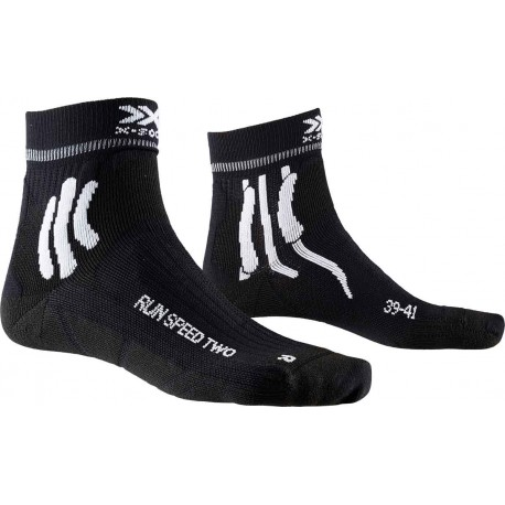 CHAUSSETTES X-SOCKS RUN SPEED TWO POUR HOMMES