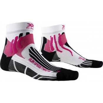 CHAUSSETTES X-SOCKS RUN SPEED TWO POUR FEMMES