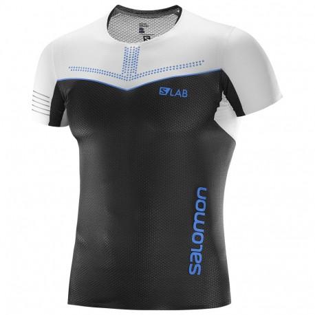 Trail Shirts Sense Salomon S De T Hommes Lab Pour Shirt Running cRLq34AjS5