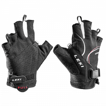 LEKI NORDIC LITE SHARK SHORT GLOVES UNISEX