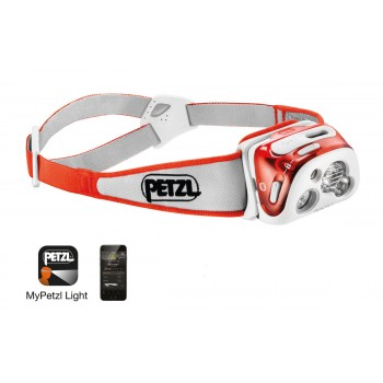 LAMPE PETZL REACTIK PLUS