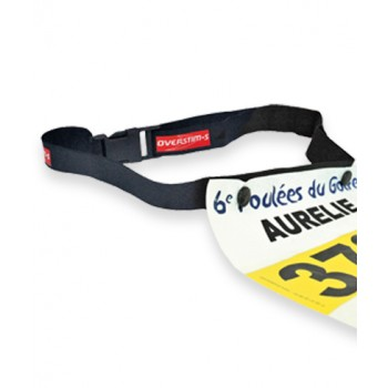 OVERSTIMS RACE NUMBER BELT