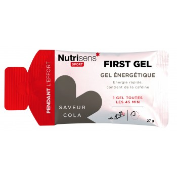GEL NUTRISENS FIRST