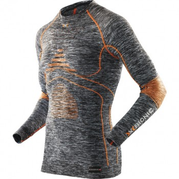 X-BIONIC ACCUMULATOR EVO LONG SLEEVE SHIRT ROUND NECK FOR MEN'S