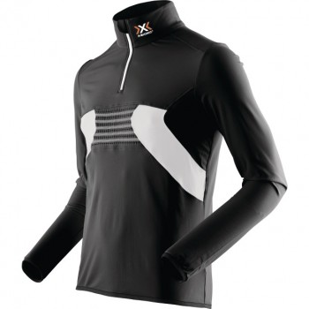 X-BIONIC RACOON ZIP SHIRT FOR MEN'S