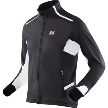 X-BIONIC RUNNING SPHEREWIND JACKET FOR MEN'S