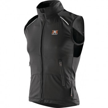 X-BIONIC RUNNING SPHEREWIND VEST FOR MEN'S