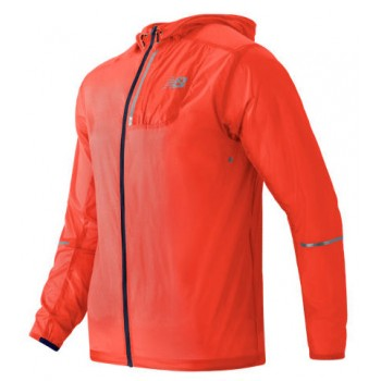 NEW BALANCE LITE PACKABLE JACKET FOR MEN'S