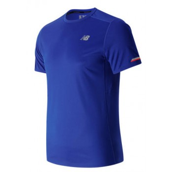 NEW BALANCE ICE SHORT SLEEVE SHIRT FOR MEN'S