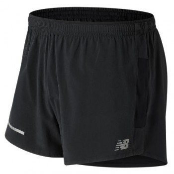 NEW BALANCE IMPACT 3 INCH SPLIT SHORT FOR MEN'S