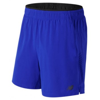 NEW BALANCE WOVEN 2 IN 1 SHORT FOR MEN'S
