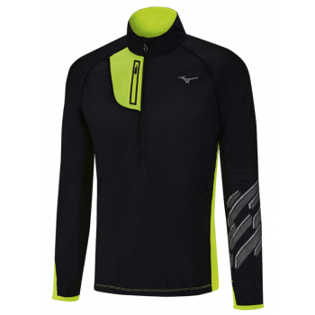PULL MIZUNO STATIC BT WINDTOP POUR HOMMES