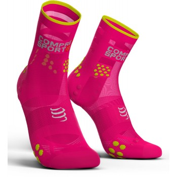 CHAUSSETTES COMPRESSPORT PRO RACING ULTRA LIGHT V3 POUR FEMMES