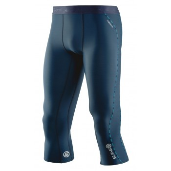 SKINS DNAMIC THERMAL 3/4 TIGHT FOR MEN'S