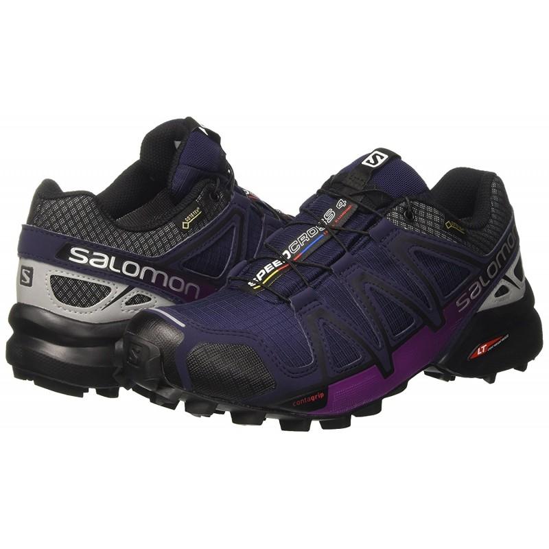 Speedcross Salomon Gtx Nocturne 4 Pour Chaussures Femmes gbyYf76v