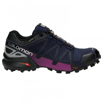 SALOMON SPEEDCROSS 4 GTX NOCTURNE FOR WOMEN'S
