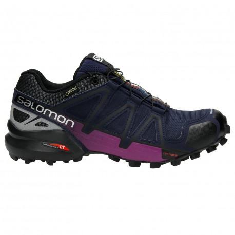 4 Chaussures Nocturne Pour Salomon Femmes Gtx Speedcross p11ExAwnqP