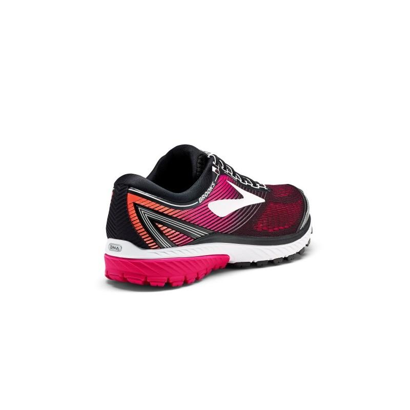 Turquoise Femme Route Basket Chaussures Brooks 10 Ghost Course De 3ALc54RSjq