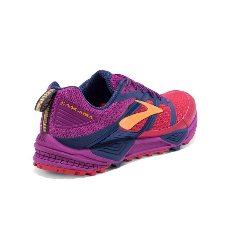 Chaussures Pour De Trail Brooks Cascadia 12 Femmes Yygbv6f7