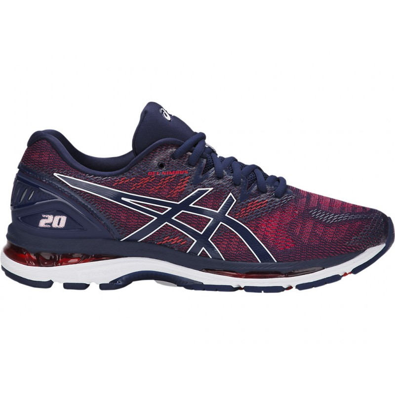 chaussures asics gel nimbus 20 pour hommes chaussures de running chaussures homme nos produits. Black Bedroom Furniture Sets. Home Design Ideas