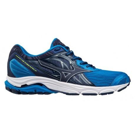 MIZUNO WAVE INSPIRE 14 BLEUE Chaussures de running homme Chaussures Trespass bleues homme I1OyGUw