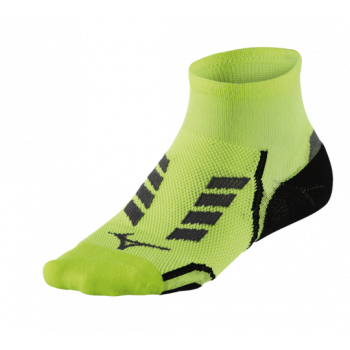 MIZUNO DRYLITE RACE MID SOCKS FOR MEN'S