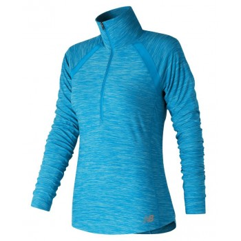 PULL NEW BALANCE ANTICIPATE HAL ZIP POUR FEMMES
