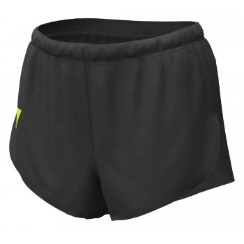 SHORT FENDU SCOTT RC RUN POUR HOMMES