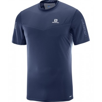 SALOMON FAST WING SS TEE FOR MEN'S