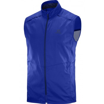 SALOMON AGILE WIND VEST FOR MEN'S