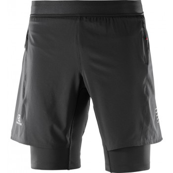 SALOMON FAST WING TWINSKIN SHORT FOR MEN'S