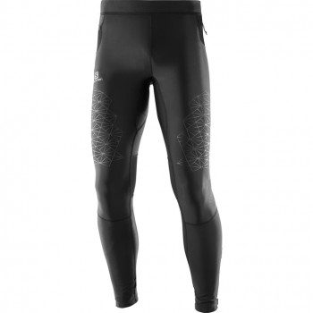 SALOMON FAST WING LONG TIGHT FOR MEN'S