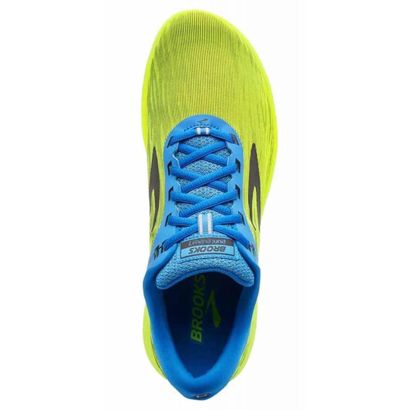 Hommes 7 Flow Running Chaussures De Pure Pour Brooks w8nTp
