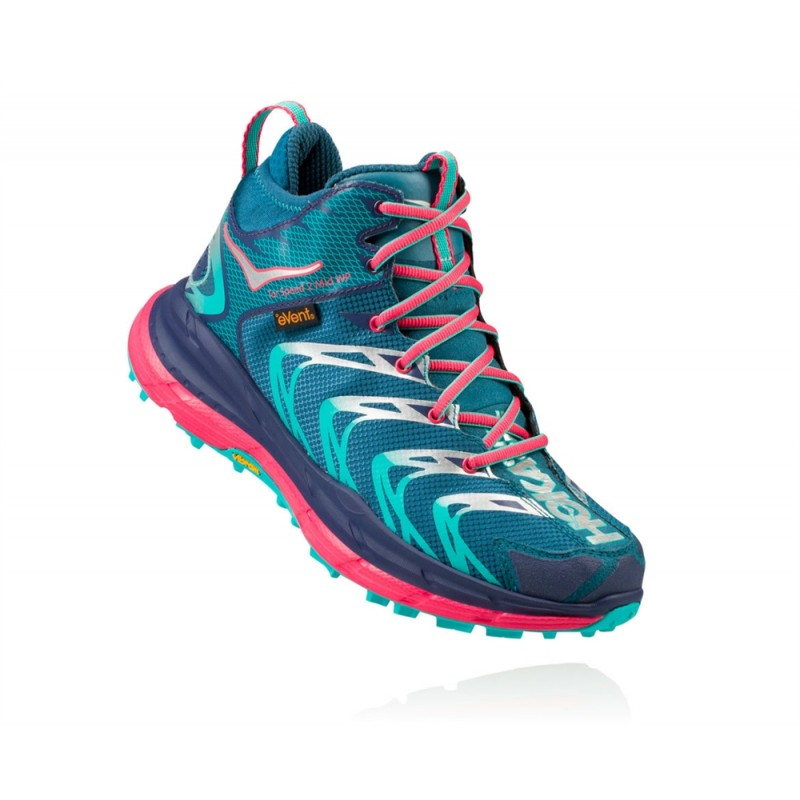 3dbe661201559 HOKA ONE ONE TOR SPEED 2 MID WP FOR WOMEN'S Mountain shoes Shoes ...