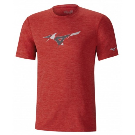T-SHIRT MIZUNO IMPULSE CORE GRAPHIC POUR HOMMES